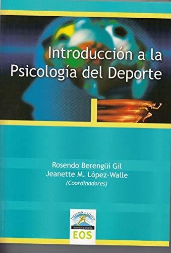 Introduccion A La Psicologia Del Deporte: 7 (Psicología del Deporte)