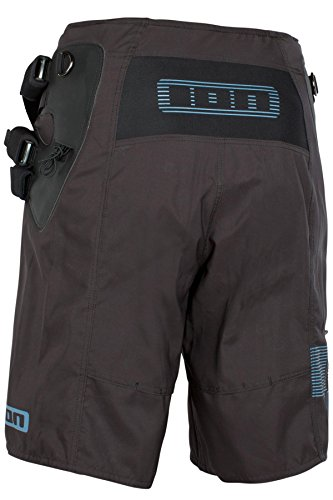 ION B2 Kite Boardshort Sitztrapez black S 48
