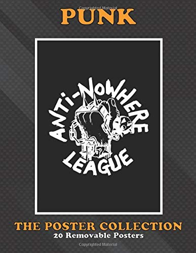 Poster Collection: Punk Antinowhere League Music