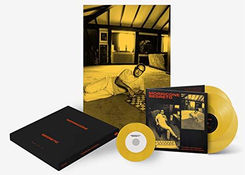 """Morricone Segreto [Yellow 2 LP + 7"""" Single Collector"""