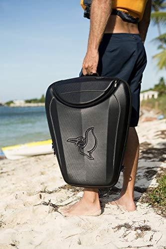 Pelican EXO-POD 17L Storage Compartment PS1501-1, Black