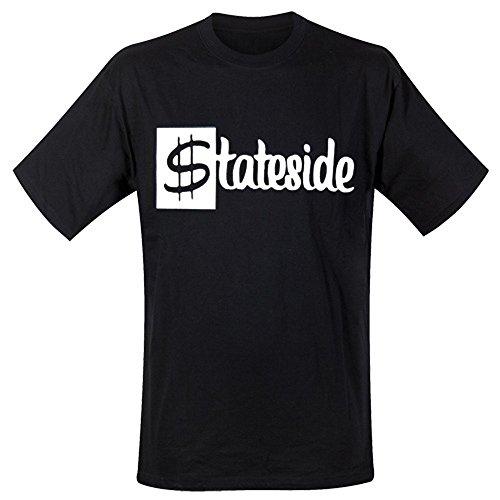 Stateside Records - T-Shirt Logo (in M)