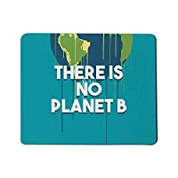 There is No Planet B Mouse Pad [並行輸入品]