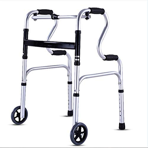 Drive Medical Deluxe Two Walker Plegable Dos Botones