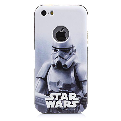 3D Metal Case for iPhone 5/SE STORM TROOPER