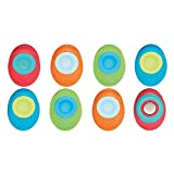OXO (8 Pack Bright Good Grips Magnetic Mini Clips (8pk.), Assorted, 2.3