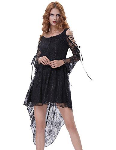 steampunk formal dress