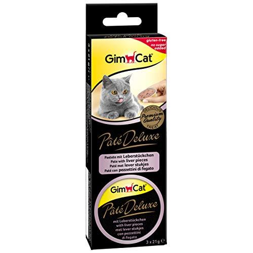 GimCat Paté Deluxe - Leber