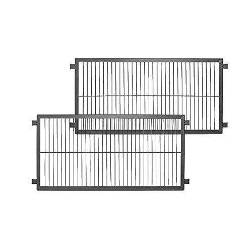 Origami R5-01 General Purpose 4-Shelf Steel Collapsible Storage ... | 500x500