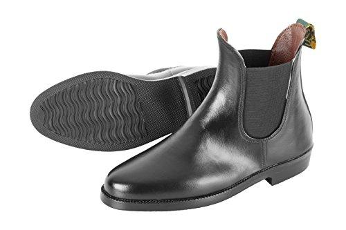United Sportproducts Germany USG 23237 Paire de Boots d'équitation avec élastiques, Pointure 34 (Noir)