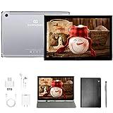 Tablet 10.8 Pulgadas, Diez núcleos 4GB de RAM y 64 GB/512GB ROM 5G WiFi Tableta Android 10 Resolución 2560 * 1600, Certificación Google...