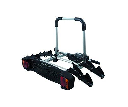 Montblanc Portabicicletas para 2Bicicletas sobre Enganche de Remolque/Snap On Case