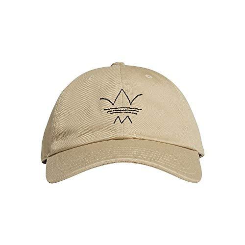 adidas - Ryv Dad Cap, Mütze Unisex - Erwachsene, Unisex, Beanie-Mütze, GN2279, Savannah, M