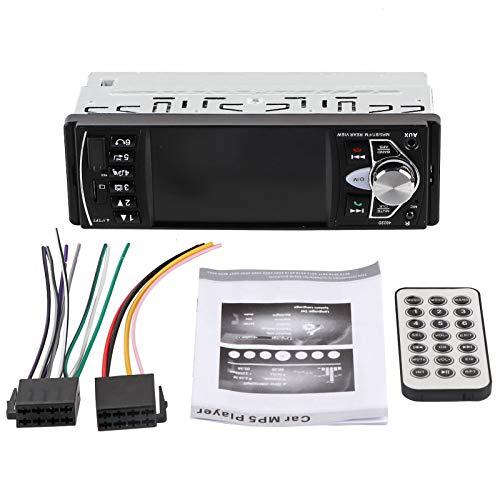 4.1 pouces voiture lecteur MP5 HD Bluetooth mains libres voiture lecteur vidéo entrée autoradio MP5 lecteur avec caméra de recul(Without camera)