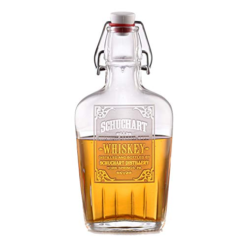 Personalized Engraved Flask, Whiskey, Bourbon, Scotch Gifts for Men