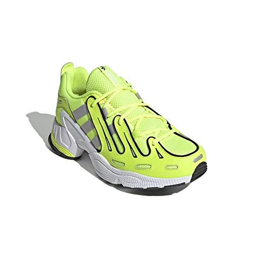 adidas Hombre EQT Gazelle Zapatos para Correr Amarillo, 43 1/3