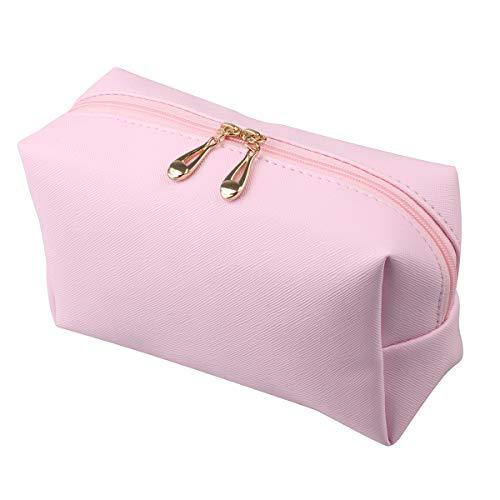 Makeup Bag Pouch Purse Organizer Waterproof Travel Cosmetic Organizer for Women Girl Medium Size