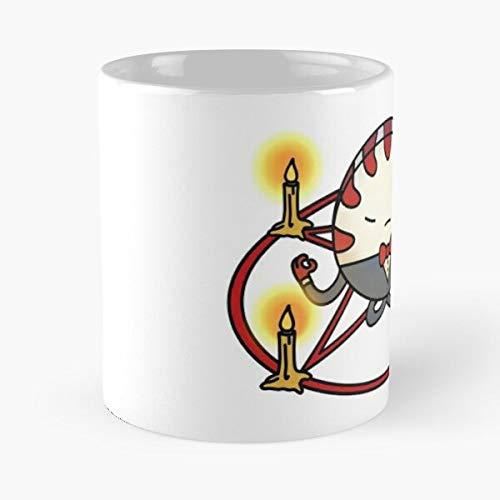 Dark PEP Adventure Adventuretimerbppsubmission Buttler Time Magic Peppermint Pentagram But Best 11 oz Kaffeebecher - Nespresso Tassen Kaffee Motive