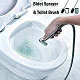 VENETIO Toilet Handheld Bidet Sprayer & Toilet...