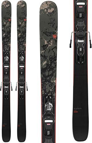 Rossignol Black Ops Smasher Mens Skis 160 W/Look Xpress 10 GW Bindings Black