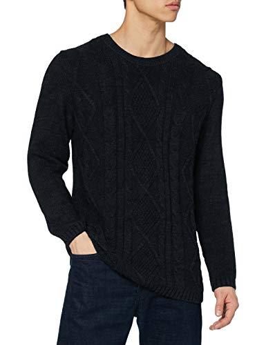 Herr herr Ralle Braided Wool pullover