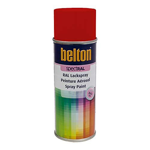 Unbekannt Kwasny Belton Spectral RAL Lackspray Lack Spray Spraylack Karminrot Hochglanz RAL 3002 400 ml