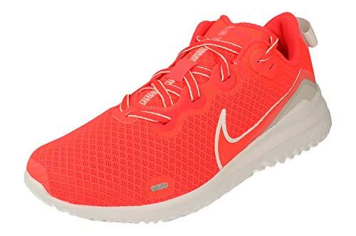 Nike Mujeres Renew Ride Running Trainers CD0314 Sneakers Zapatos (UK 6.5 US 9 EU 40.5, Flash Crimson White vast Grey 600)
