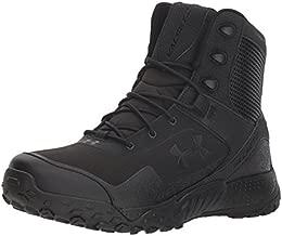 Under Armour Men's Valsetz RTS 1.5 Militaryand Tactical Boot, Black (001)/Black, 8