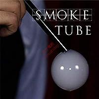 スモークチューブ / Smoke Tube -- パーティートリック;マジックトリック; 魔術の道具 /魔法; 奇術; 魔力