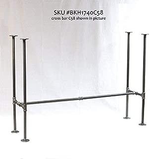 Best bar height legs metal Reviews
