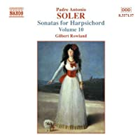 Sonatas for Harpsichord 10 by A. Soler (2013-05-03)