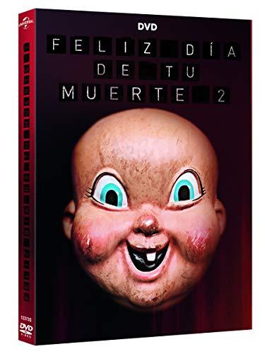 Feliz día de tu muerte 2 (Oring Halloween 2019) [DVD]