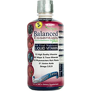Best balanced essentials liquid vitamin Reviews