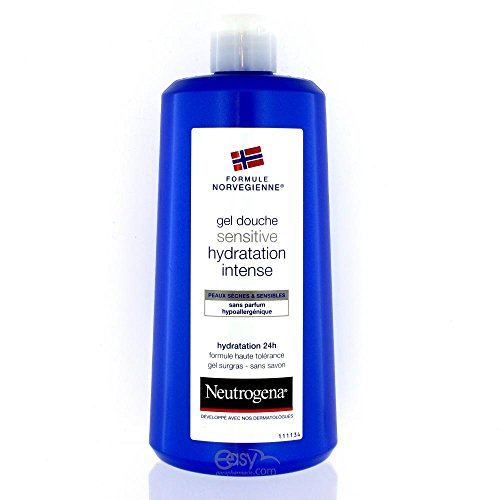 Neutrogena Intensive Hydration Shower Gel 400ml