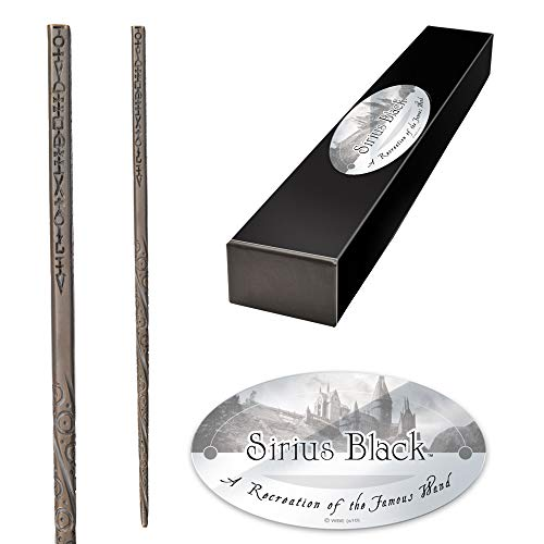 The Noble Collection Sirius Black Varita de personaje , color/modelo surtido