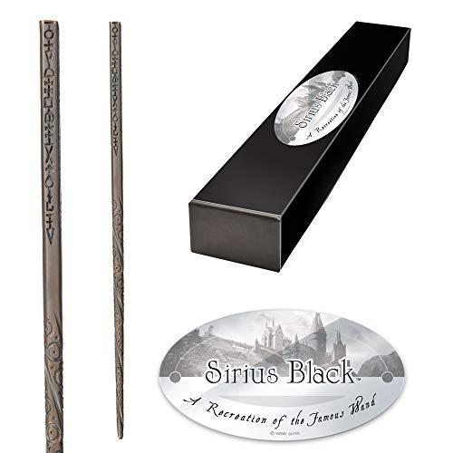 The Noble Collection Sirius Black Varita de Personaje