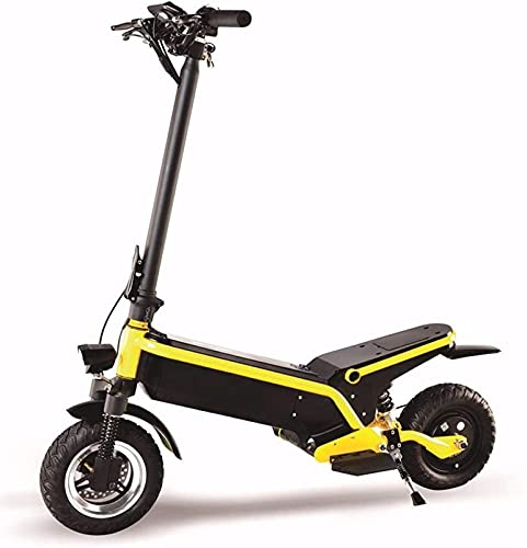 Scooters de patada eléctrica liviana, scooter de movilidad motorizada de 500W, modos de 3 velocidades de hasta 40 km / h, con luz LED y pantalla, carga máxima 150 kg, scooter eléctrico para adultos y