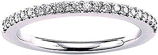 Viventy Ladies Rings 925_Sterling_Silver Zirconia' - 女士戒指,尺寸60(19.1)777511