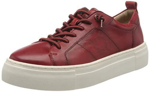 bugatti Damen 411883014100 Sneaker, Rot (Red 3000), 38 EU