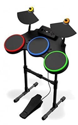 Guitar Hero World Tour: Standalone Wireless Drum Controller (Wii) from Activision