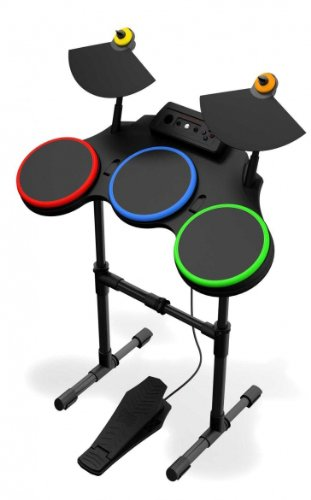 Guitar Hero World Tour: Standalone Wireless Drum Controller (Xbox 360) [Importación inglesa]