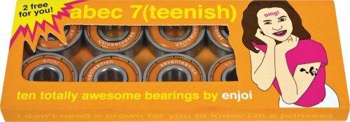 Enjoi Teenish Abec-7 Bearings by Enjoi