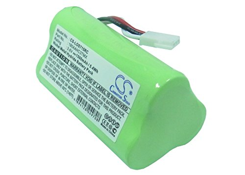 Replacement Battery for LOGITECH S715i S315i 180AAHC3TMX 880-000212 984-000134 984-000135 984-000142 993-000459 GG139 GP180AAHC31MX S-00100