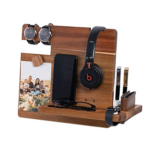 Wood Docking Station