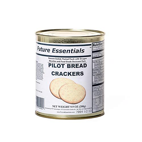 Emergency Pilot Bread Crackers - Case of 12