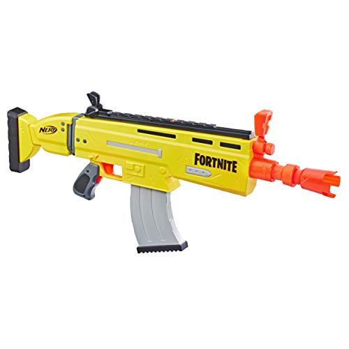 Nerf - Fortnite AR-L et Flechettes Elite Officielles