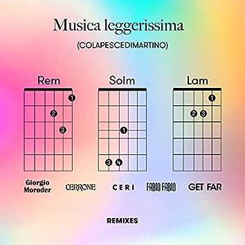 Musica leggerissima (Remixes)