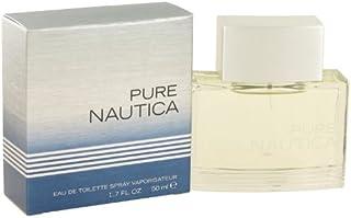 Nautica Pure by Nautica Eau De Toilette Spray 1.7 oz