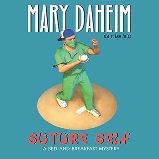 Suture Self audiobook cover art
