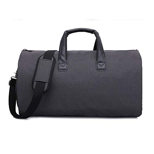qianqian QIAN Bolso de Viaje Bolsa de Traje Plegable Fácil de Cargar - Material Oxford Transpirable - Adecuado para Viajes de Negocios, Viajes, Deportes, etc.